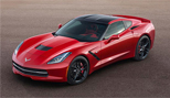 2018-2019 Corvette Stingray Coupe