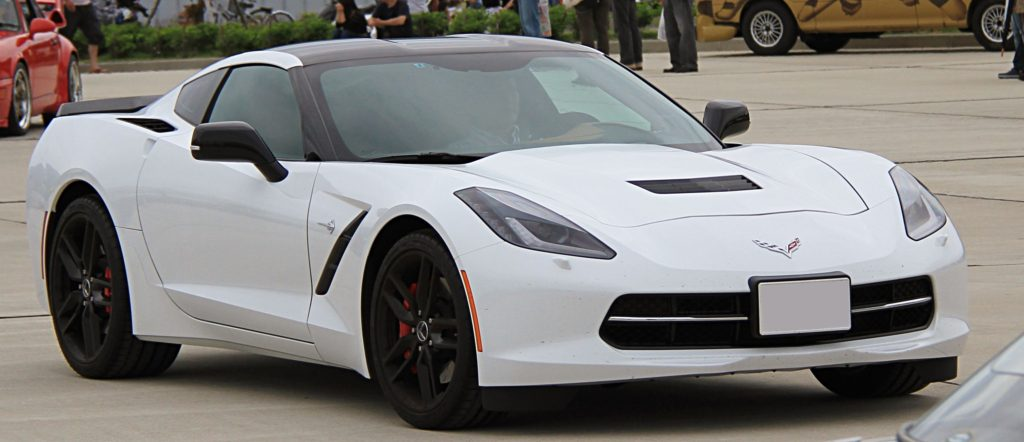 Corvette Stingray Rental - Phoenix