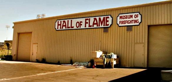 The Hall of Flame, Phoenix: World's Largest Collection of Firefighter Memorabilia