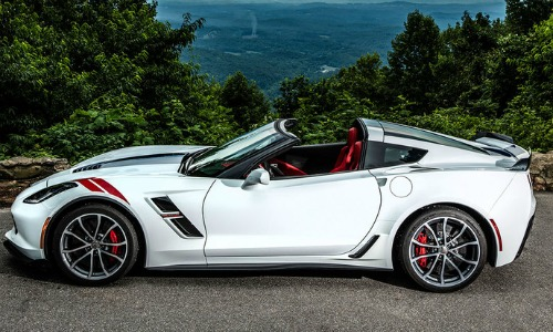Corvette Stingray-Grand Sport Coupe
