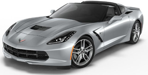 """C7"" Corvette Sting Ray Coupe90"