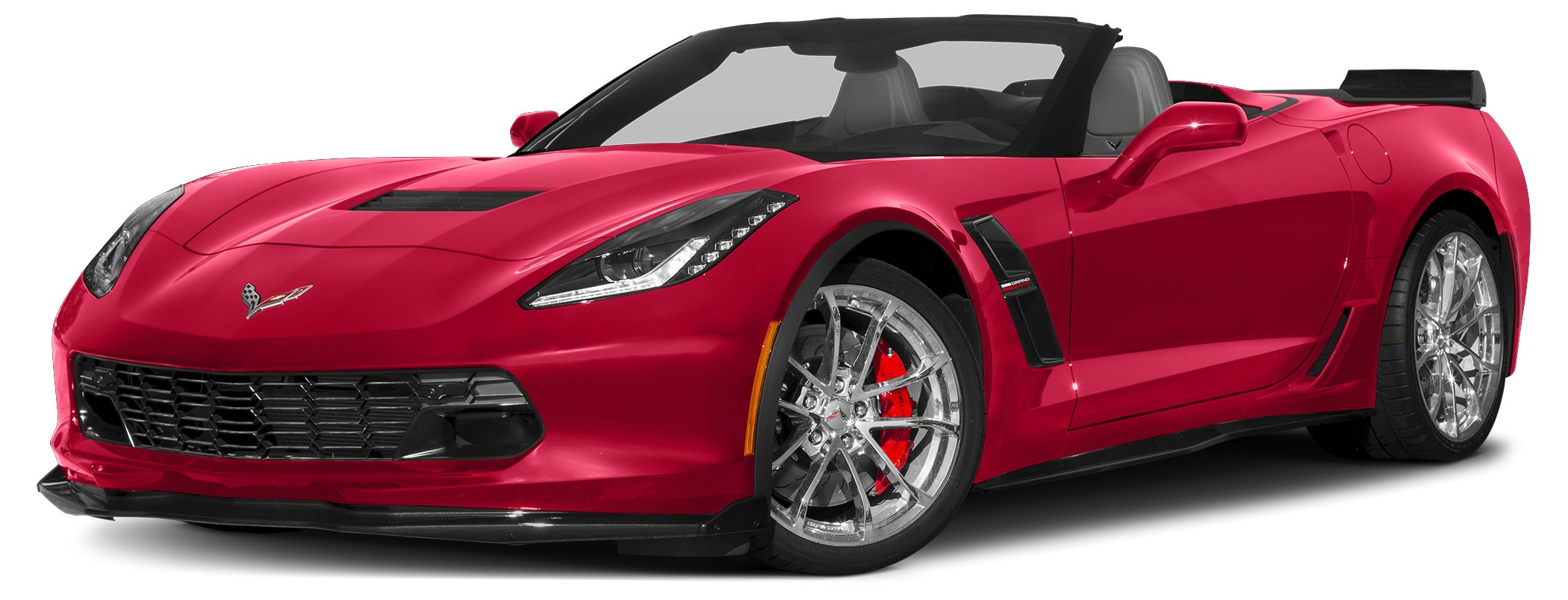 Corvette Stingray Grand-Sport Convertible