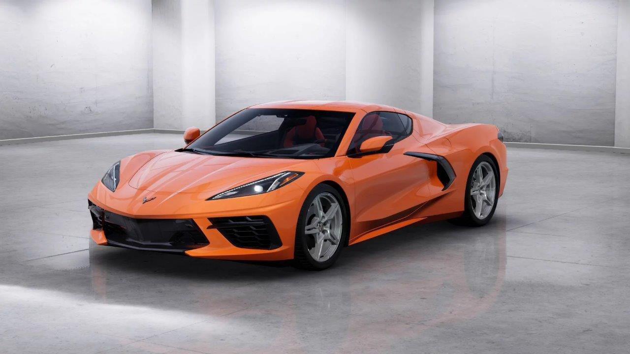 "New ""C8"" Mid Engine Corvette"