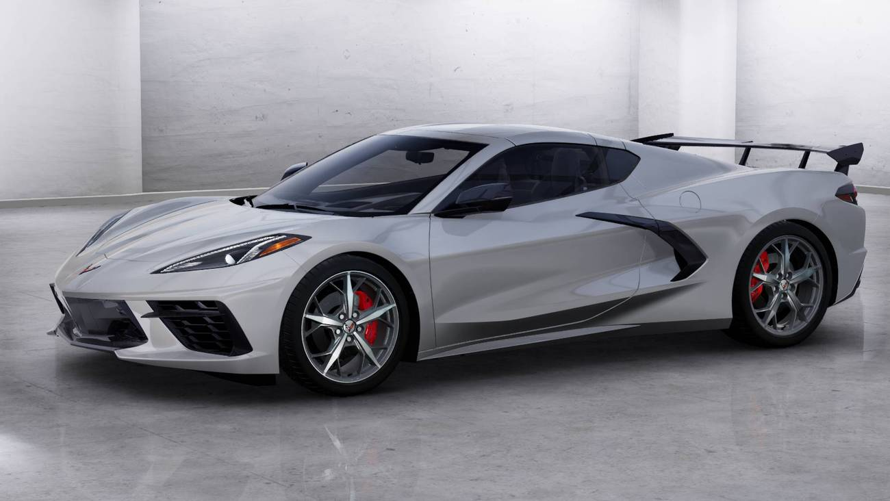 "New ""C8"" Mid Engine 2020 Corvette is available for rental"