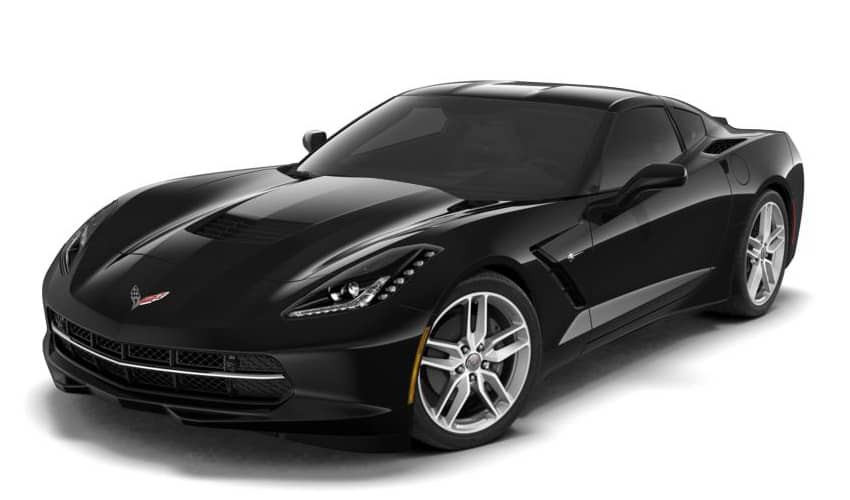 2018-2019 Corvette Sting Ray Coupe
